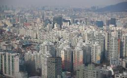 .今年首周首尔江南地区房价出现下跌.