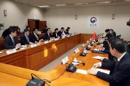 .韩中朝鲜半岛事务特别代表在首尔举行会谈.