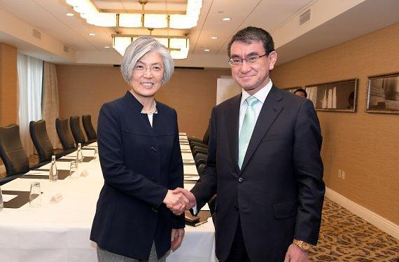韩日外长或下周在瑞士会晤
