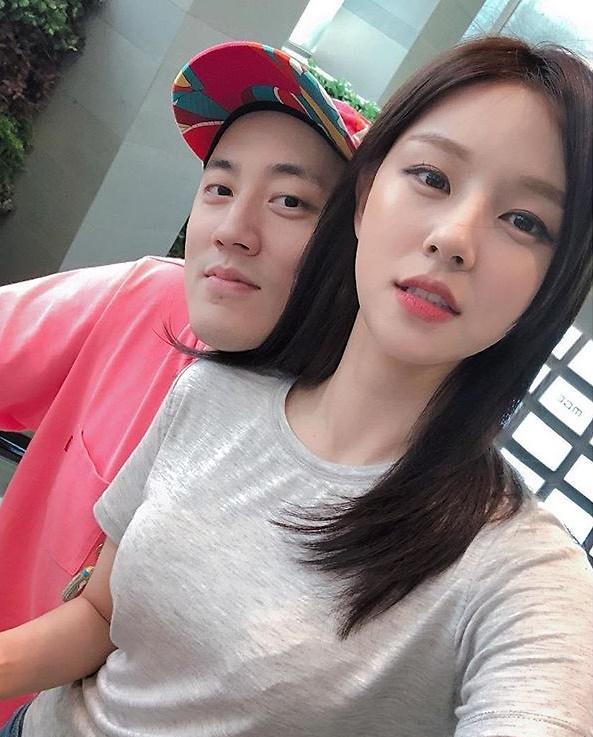 """박서원♥, 조수애 """"임신 5개월 아니지만 축하 고마워요"""""""