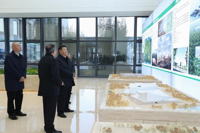 시진핑 中 주석, 춘제 앞두고 민생행보… 진징지 프로젝트 가속화
