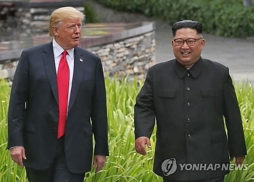"""트럼프 """"비핵화 진전...2월말 북미회담""""...장소는 베트남 유력"""