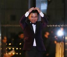 [포토] 임원희 연기대상 비하인드 포토 모아보기 (2018 SBS 연기대상)