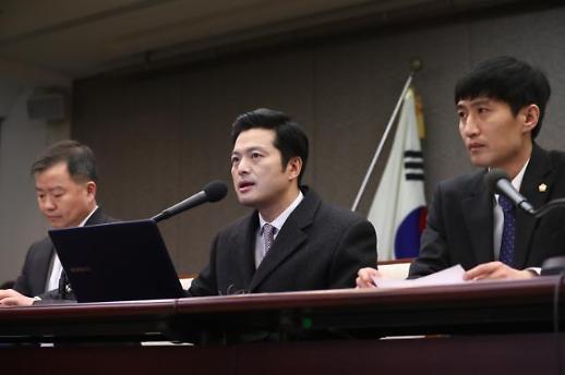 [포토] 김태우 기자회견, 폭탄 발언 할까