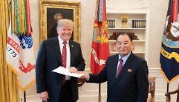 .特朗普推特发文:期待再次与金正恩会晤.