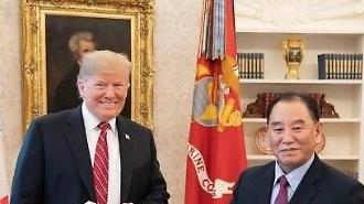 特朗普推特发文:期待再次与金正恩会晤