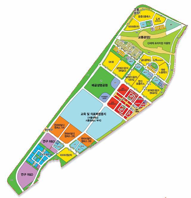 [수도권 부동산 집중분석 (4) 시흥] 3기 신도시 후보지 거론...서울대 캠퍼스 사통팔달 교통요충지 주목