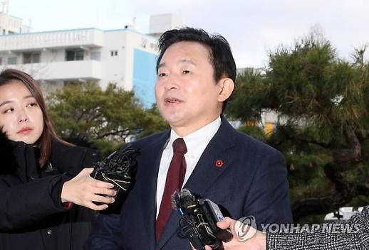 원희룡 제주지사, 벌금 150만원 구형...당선 무효될까?