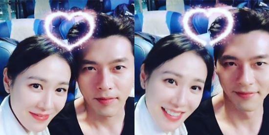 """열애설 손예진 현빈, 평소에도 티냈다? """"다른 작품서 다시 만나고 싶다"""""""