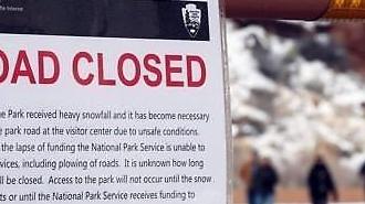 미국 셧다운이란? 美 연방정부 기관 일시 폐쇄…공무원들 '강제 무급 휴가'