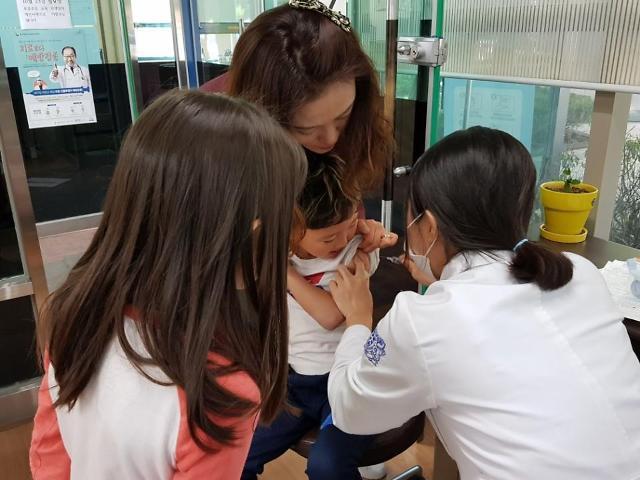 麻疹疫情蔓延至首尔 传染率高达90%