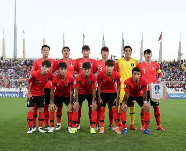 [AJU VIDEO] 2019亚洲杯1/8决赛 韩国VS巴林预测