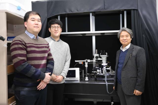 KAIST 연구팀, 초소형 3차원 영상 센서의 핵심기술 개발