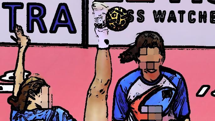 세팍타크로 최지나, 성추행 폭로