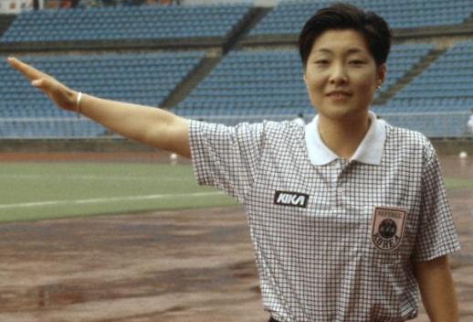 [포토] 여성 최초 야구단장
