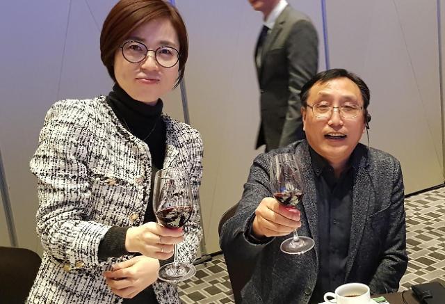 """이성연 대표 """"한국과 손잡고 아름다운 미래 펼칠 것"""""""