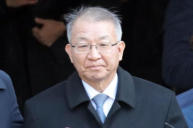 韩前大法院长梁承泰涉嫌滥权被批捕