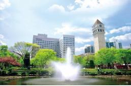 .2019泰晤士世界大学经营经济专业排名:世宗大学位列韩国第五.