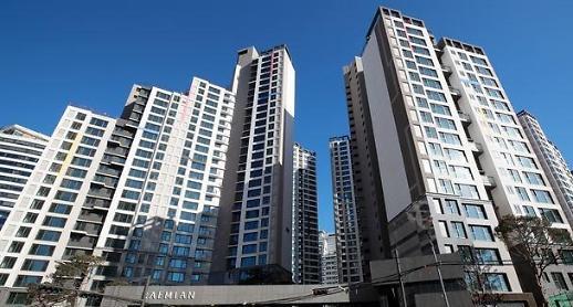 서울 아파트, 5년 내 최대폭 하락