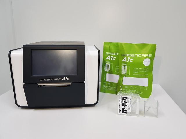GC녹십자엠에스, 당화혈색소 측정 시스템 인도 시장 공급키로