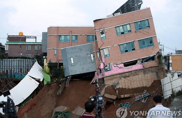 예고된 참사, 상도유치원 붕괴…무등록 건설업자 무더기 송치
