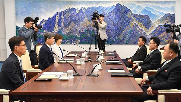 韩山林厅新年工作计划:积极推进韩朝合作