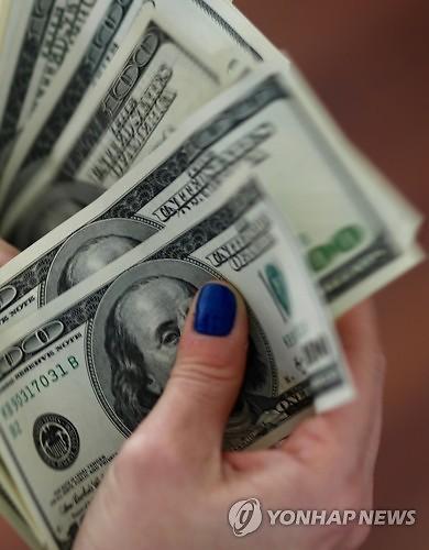 美 기업 실적부진에 원‧달러 환율 상승