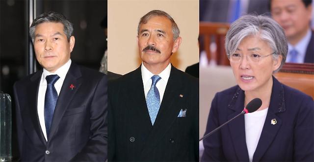 """韩日外交官员或在日本协商""""雷达纷争""""解决方案"""