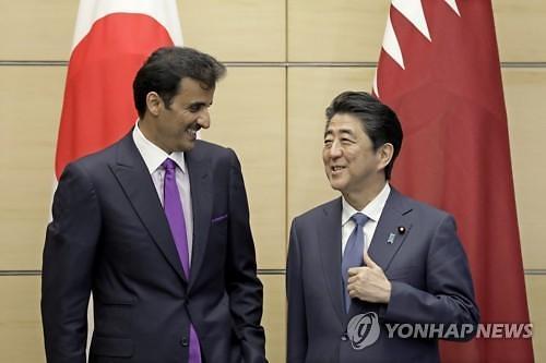 카타르 일본과 외무장관급 대화 신설...아시안컵에서도 만날까?