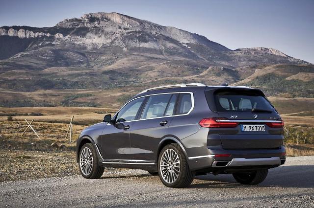 BMW, X7 사전계약 실시, 1억2480만원부터… 출시는 '2분기'