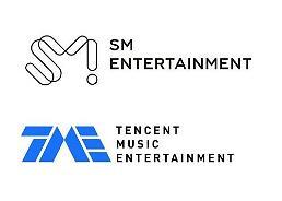 .SM娱乐牵手腾讯音乐布局中国市场.