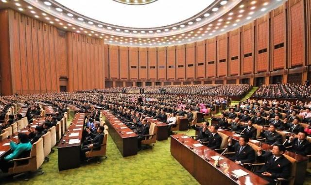 朝鲜组建最高人民会议代议员选举选区