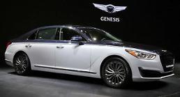 .现代汽车旗下高端品牌GENESIS在华设立销售法人.