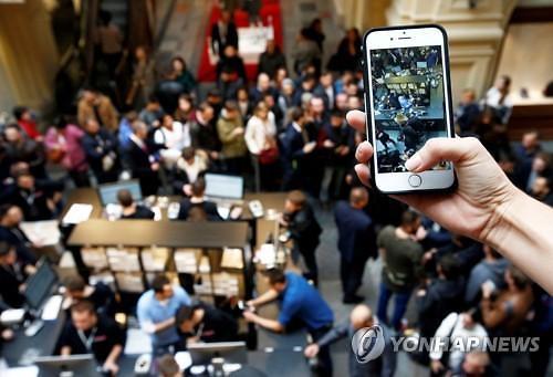 아이폰 3D카메라 강해진다...빠르면 내년 출시