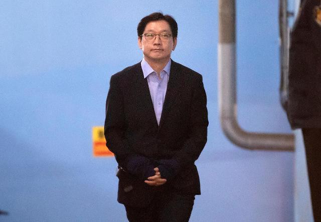 韩国地方高官操控舆情案获刑当庭被捕