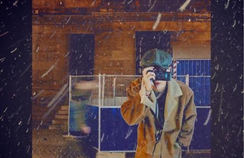 BTS成员V首推自创曲《风景》