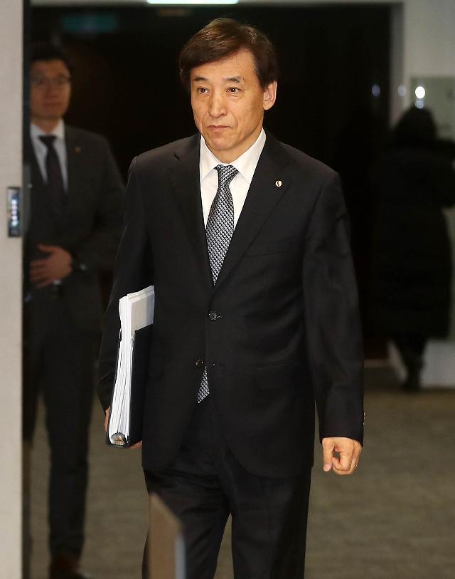 """이주열 총재 """"미국 금리동결 결정, 예상보다 완화적"""""""