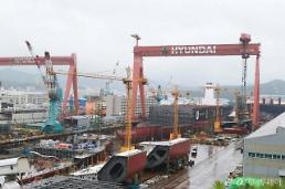 Hyundai shipyard agrees to acquire controlling stake in Daewoo shipyard