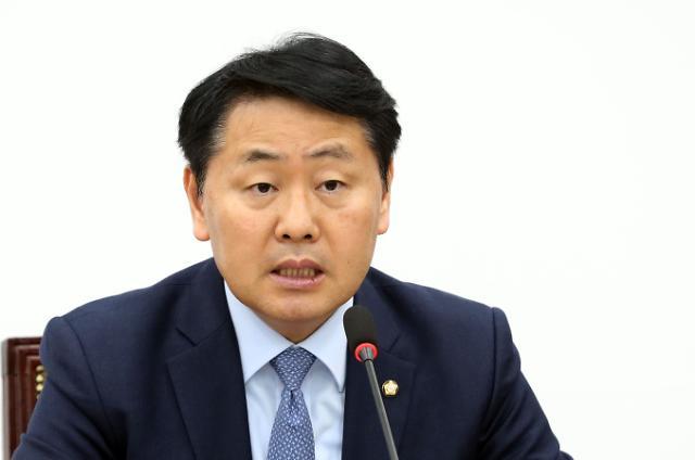 """김관영 """"조해주 해임촉구결의안, 양당에 전달""""…2월국회 정상화 촉구"""