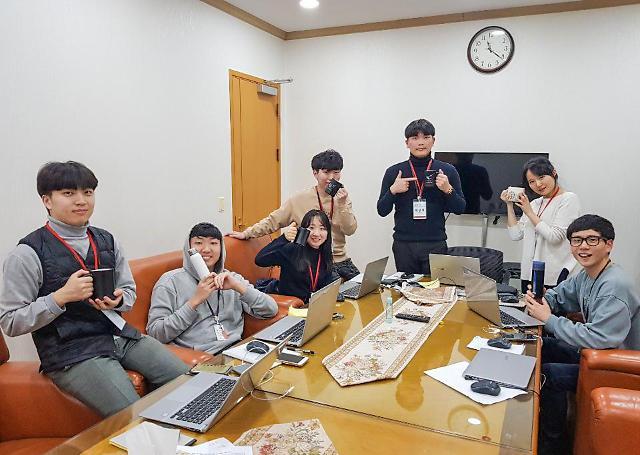 SK이노베이션 신입사원들도 다같이 '아.그.위.그.'