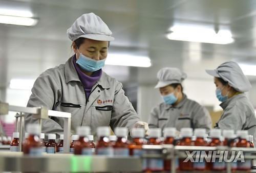 [NNA] 中 1월 제조업 PMI, 5개월만에 상승...49.5