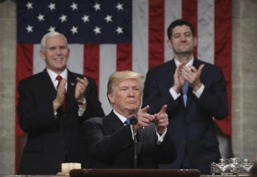트럼프 국정연설서 2차 북미정상회담 장소·시간 밝힐 지 주목