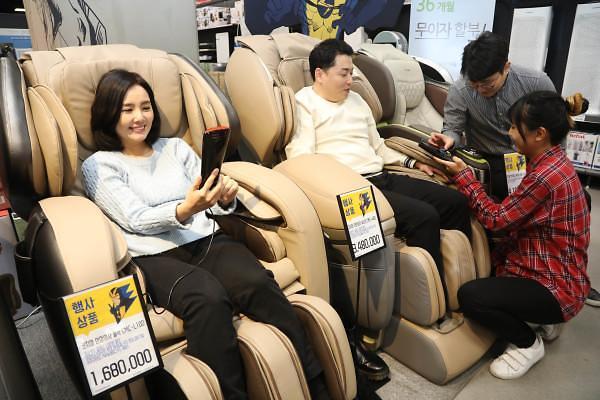 설 연휴 직후 '황금소비 주간' 주부·학생 잡기 경쟁