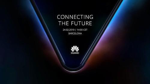 화웨이 폴더블폰 24일 공개...5G 모뎀에 아웃폴딩 방식