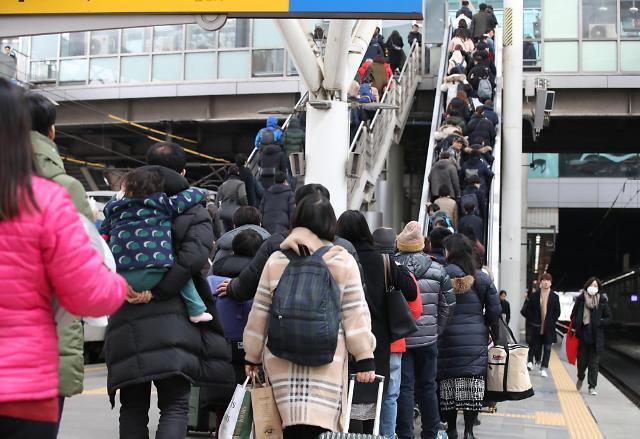 春节假期结束 今日掀返城潮