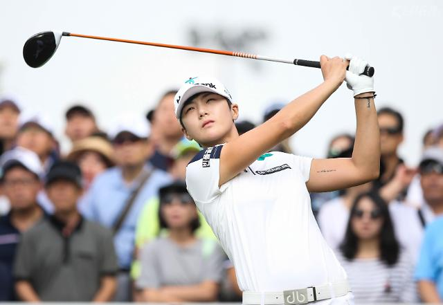 LPGA Park Sung-hyun wins sponsorship from Solaire Resort & Casino