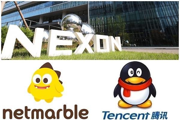 韩最大手游公司将联手腾讯收购NEXON