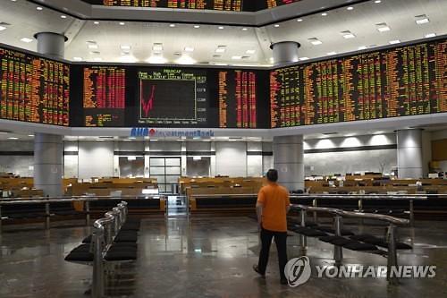 미중 무역협상 불확실성에 코스피 등 아시아 증시 하락