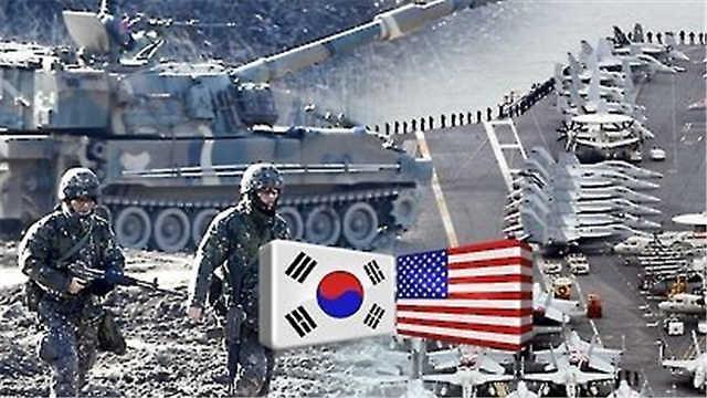 韩美商定在金特会结束后公布联演计划