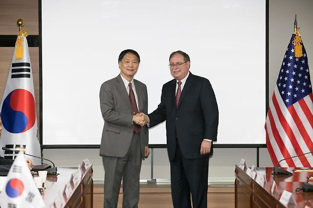 韩美10日草签防卫费协议 金额1.03万亿时限1年